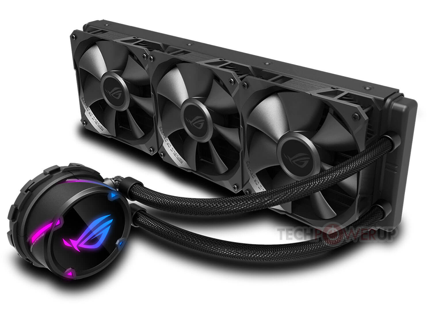 ASUS ROG RYUO 360 ​​mm
