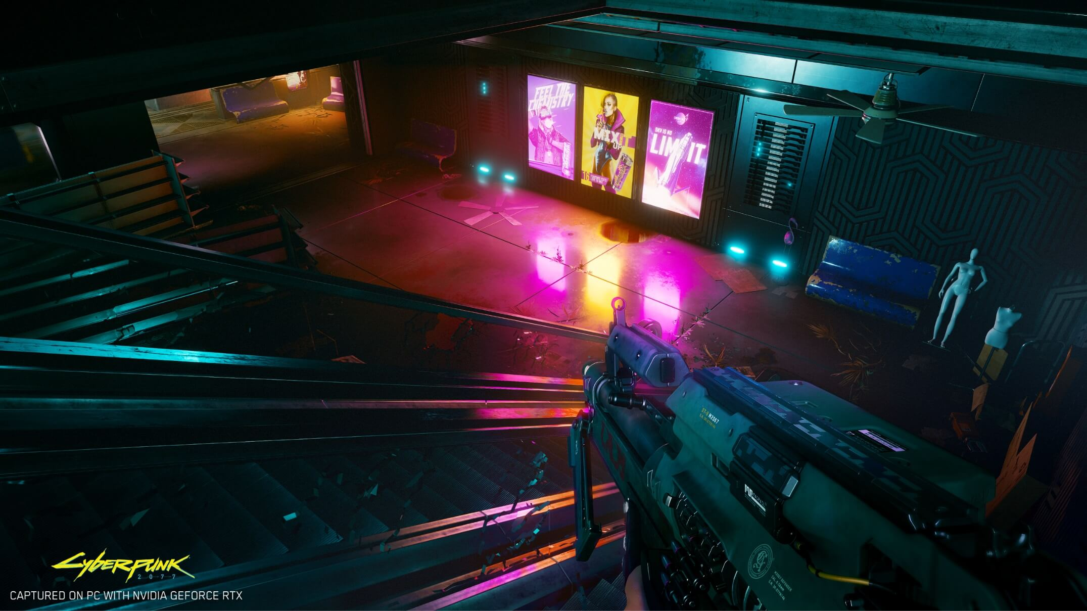 Cyberpunk 2077 tendrá raytracing gracias a CD PROJEKT RED y NVIDIA