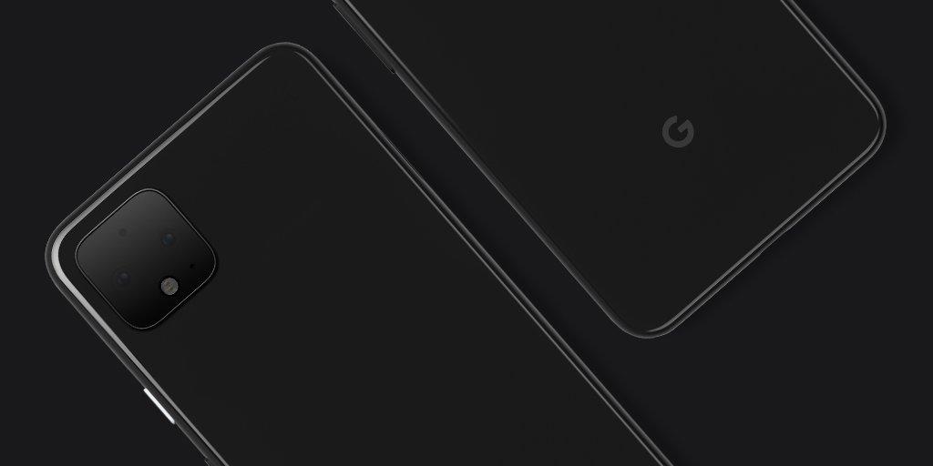 Pixel 4 confirma su diseño por Google. Y con sorpresa