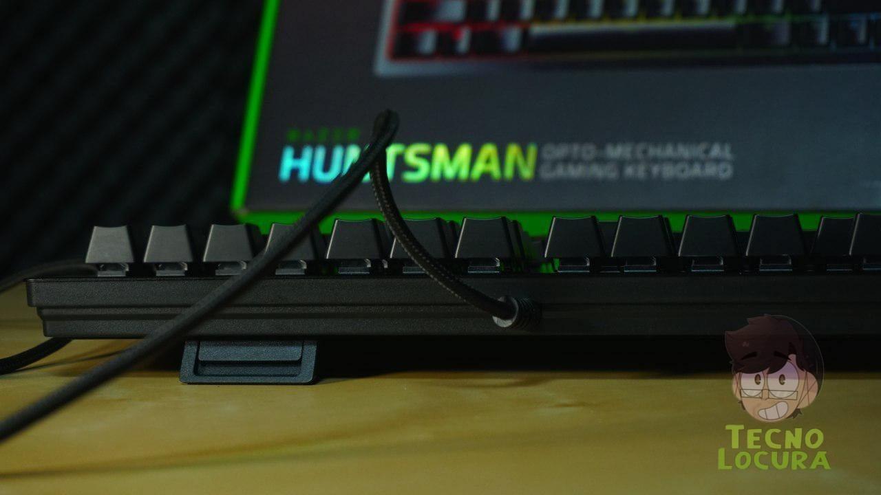 Teclado OptoMecánico Razer Huntsman