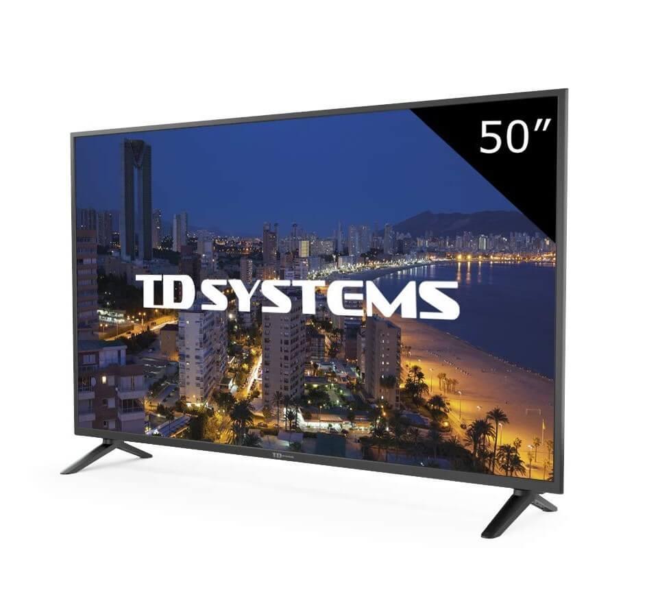 ¿Necesitas una TV grande y barata Pues aquí una de 50 por 229€