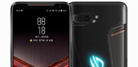 ASUS ROG Phone 2 - Asus ROG Phone II vende 10000 unidades en 73 segundos