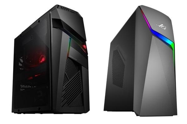 ASUS Strix GL12CX y GL10CS, nuevos PC con AIO
