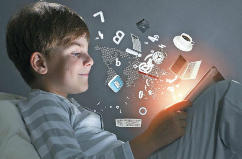 Las mejores Apps móviles para que niños repasen en verano