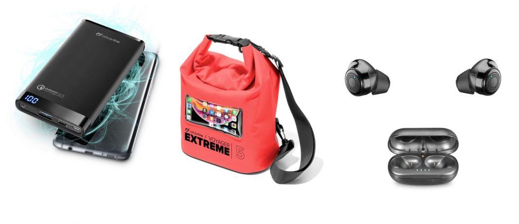 Kit de supervivencia veraniego para tu smartphone