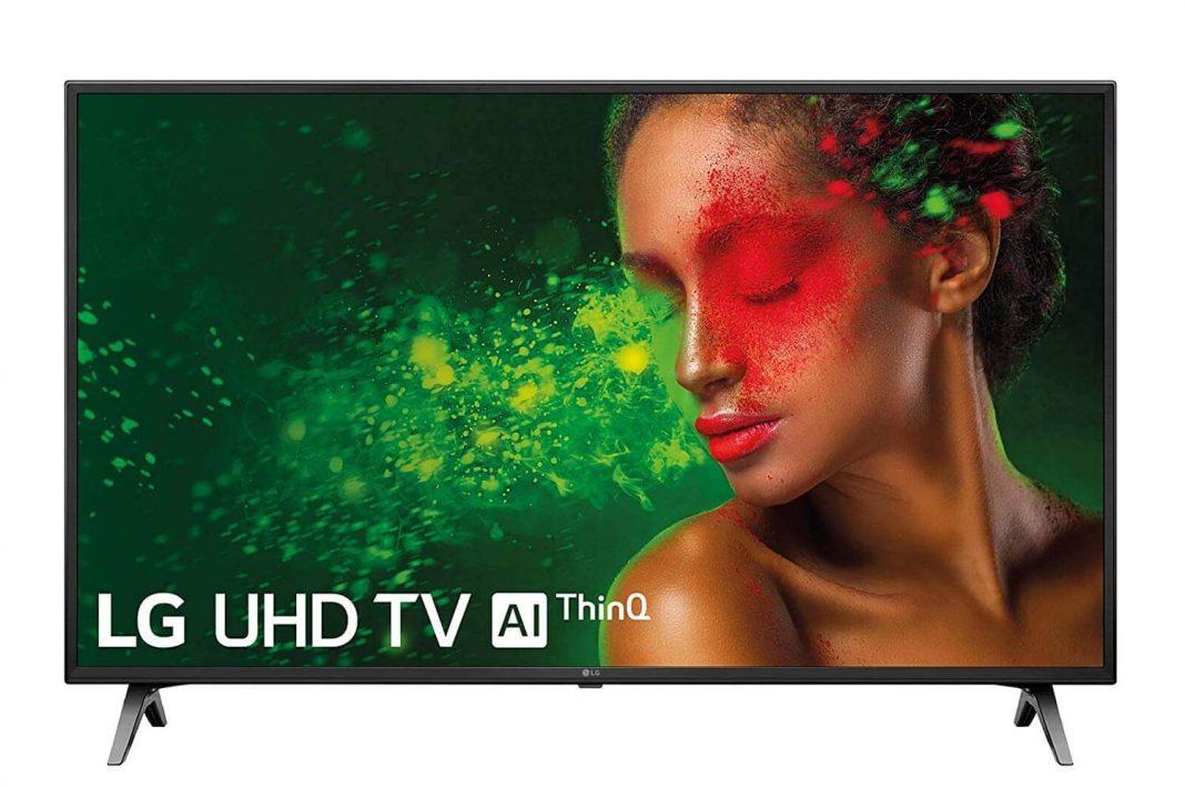 LG Smart TV UHD 4K de 55