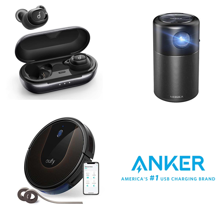 Las mejores ofertas de ANKER para el Prime Day