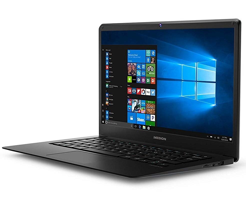 Portátil 14 FullHD por menos de 100€ Medion MD61338