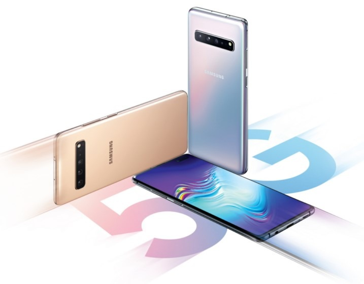Samsung Galaxy S10 5G disponible ya en España