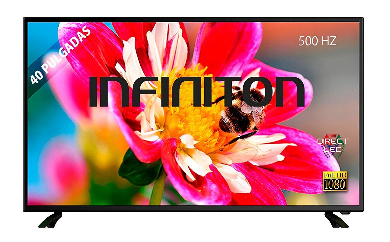 TV de 40 pulgadas por sólo 179€ Infiniton 40