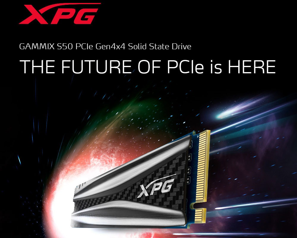 XPG GAMMIX S50