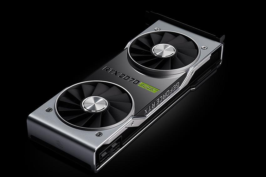 GeForce RTX SUPER, las nuevas gráficas de NVIDIA