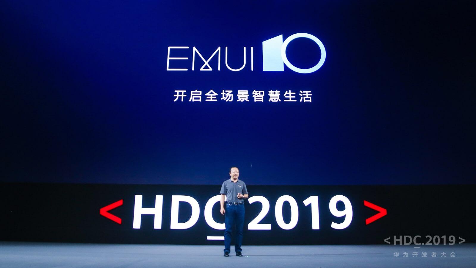 Wang Chenglu, Presidente del Departamento de Ingeniería de Software, Huawei CBG.