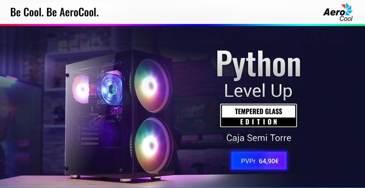 AeroCool Python
