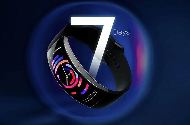 Amazfit X: un reloj inteligente con pantalla curva