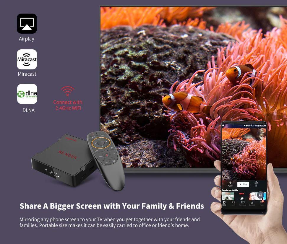 Disfruta de una Smart TV 100% con este gadget