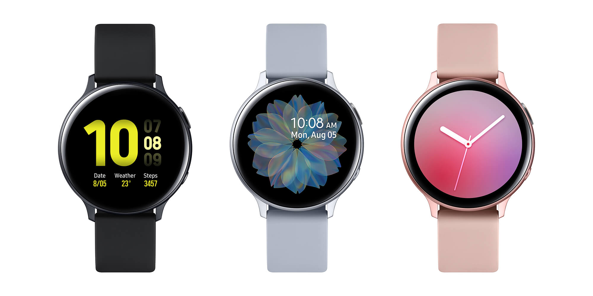 Galaxy Watch Active2, el nuevo smartwatch de Samsung