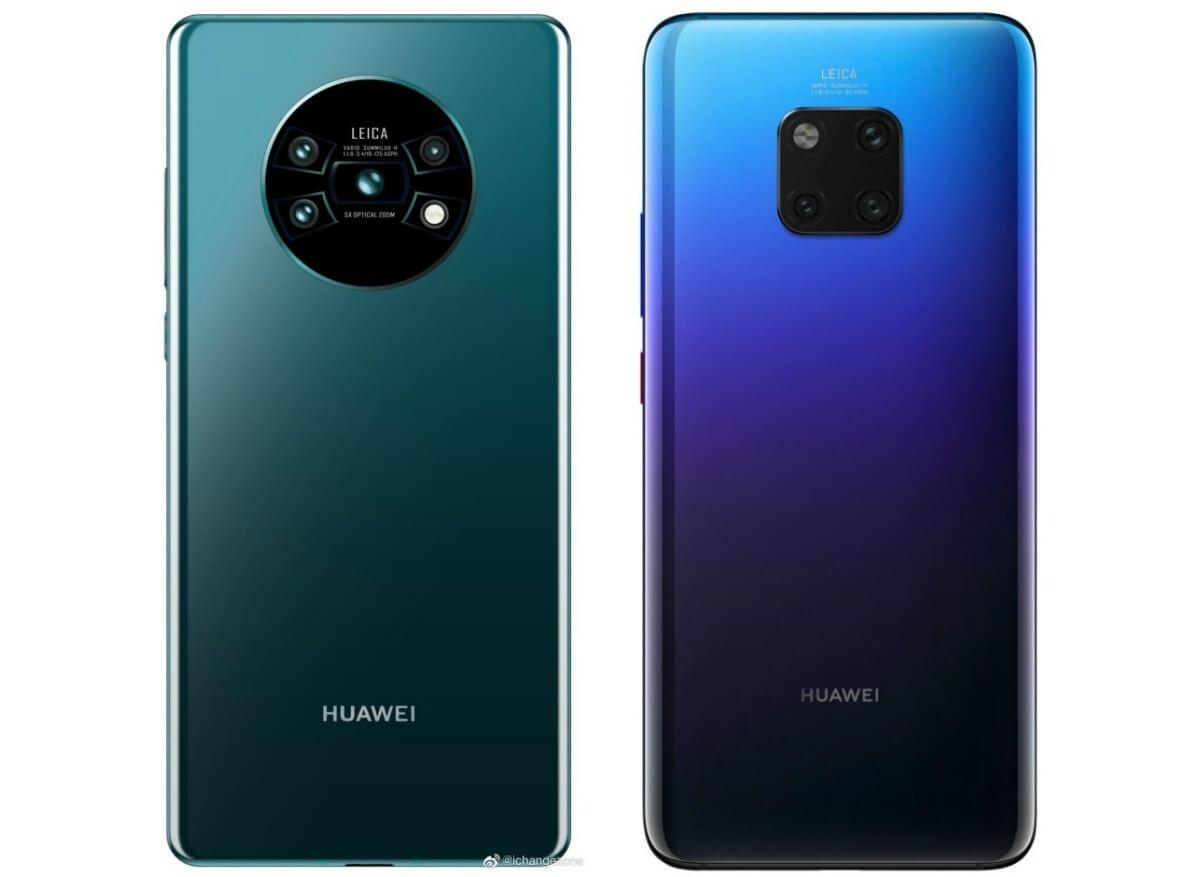 Huawei Mate 30 Pro vs Mate 20 Pro - tecnolocura