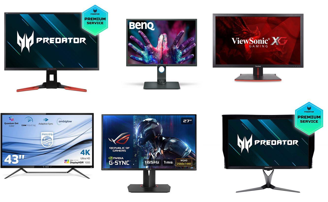 Los mejores monitores 4K del 2019