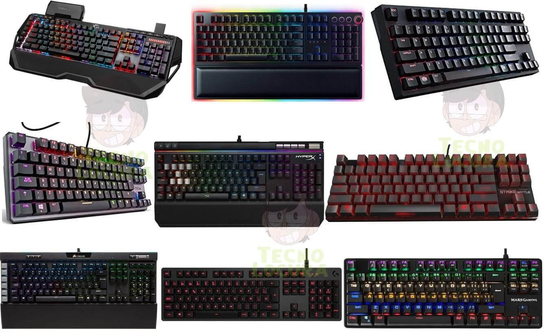 Los mejores teclados para jugar a Fortnite en PC