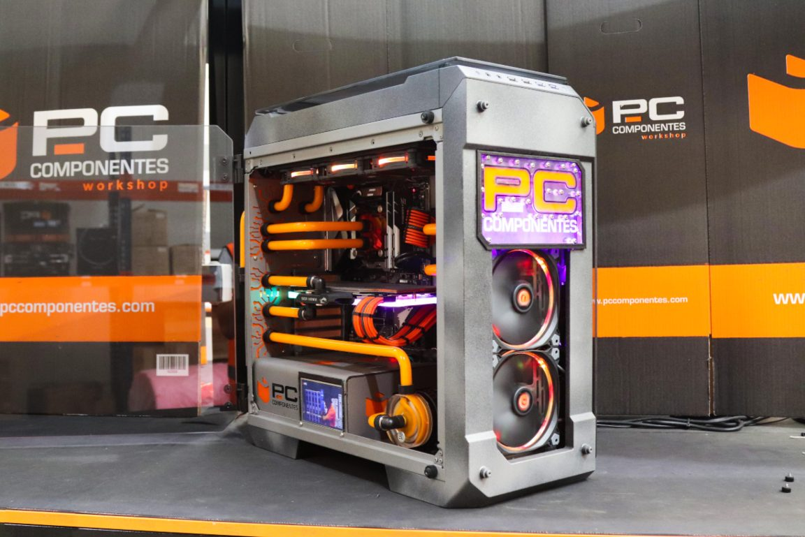 PcComponentes crea un PC exclusivo para gamers