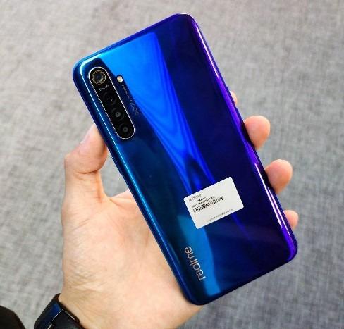 Realme XT, el primer smartphone con sensor de 64 mpx