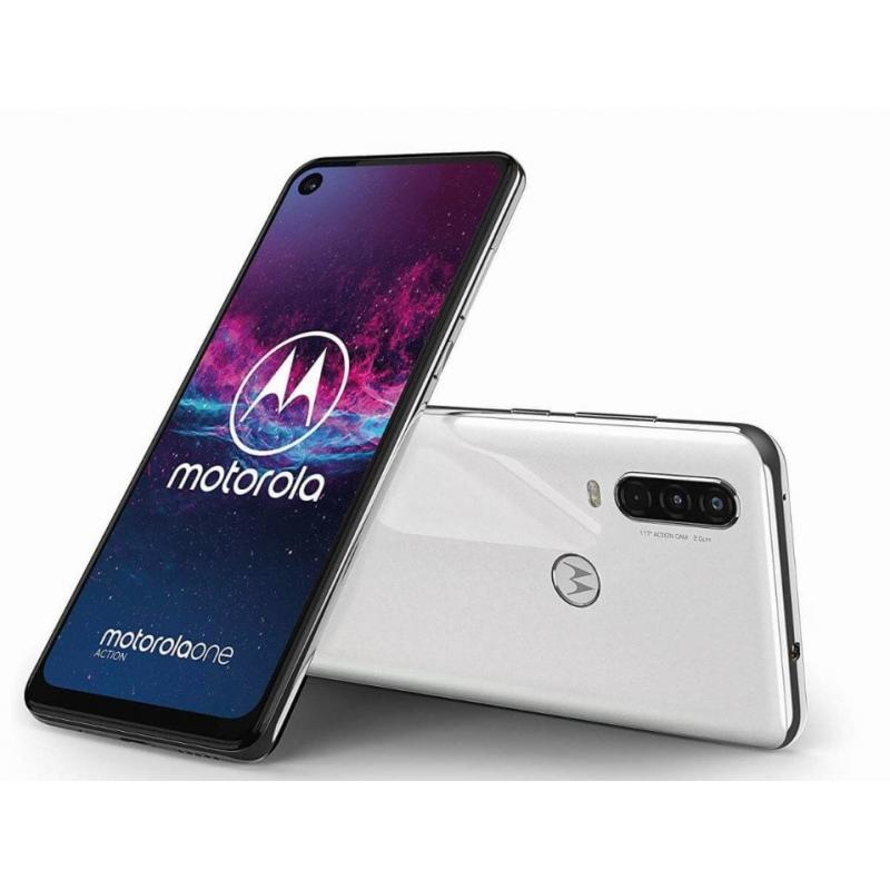 motorola one action: primera cámara ultra gran angular