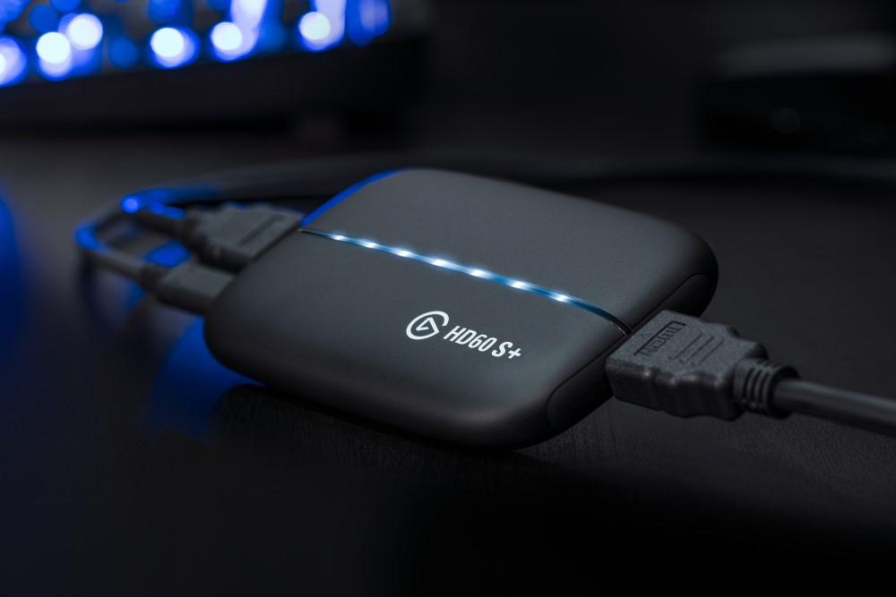 HD60 S+, la nueva y mejorada capturadora de Elgato