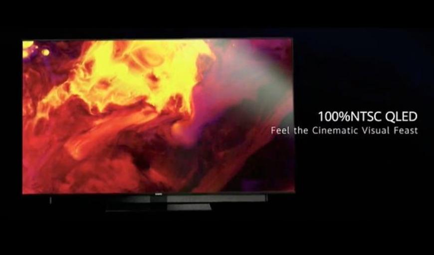 HUAWEI Vision con IA: TV inteligente para controlar el hogar