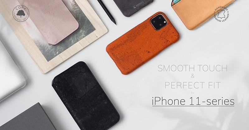 Krusell iPhone 11 Series Fundas premium para los Apple