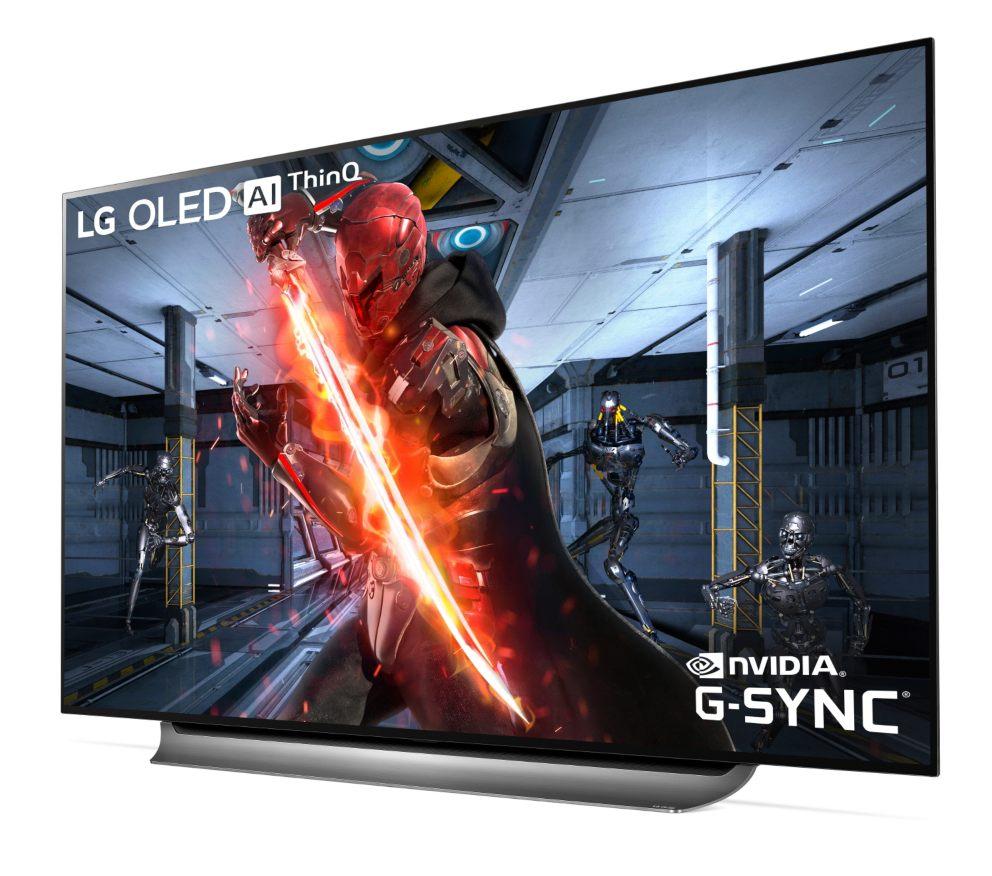 LG OLED y NVIDIA G-Sync ofrecen la experiencia gaming más realista