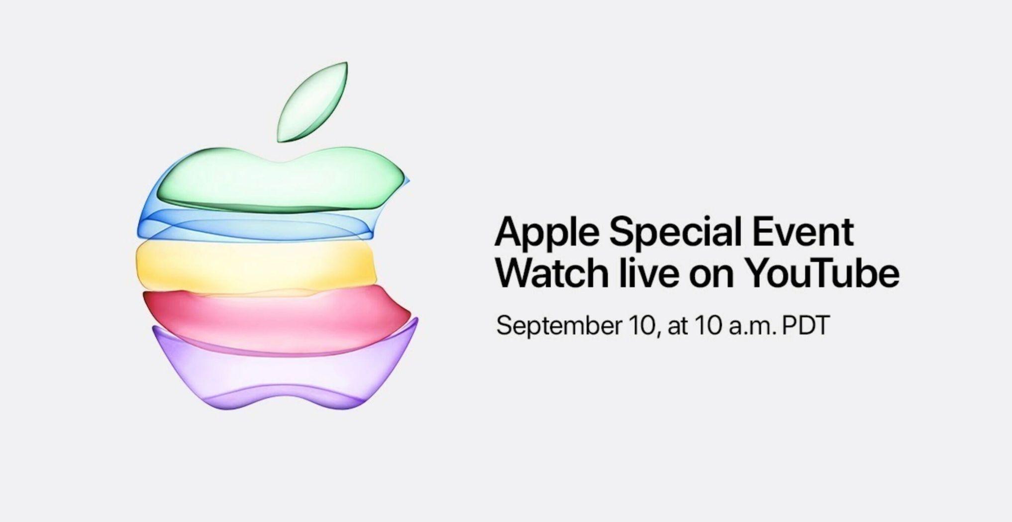 Empieza el Apple Special Event (Keynote 2018): Síguelo en Directo aquí