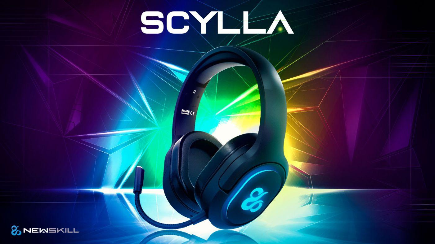 Newskill Scylla rompe las barreras del sonido