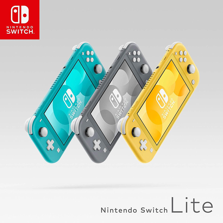 Nintendo Switch Lite, ¿Una gran opción para estas navidades
