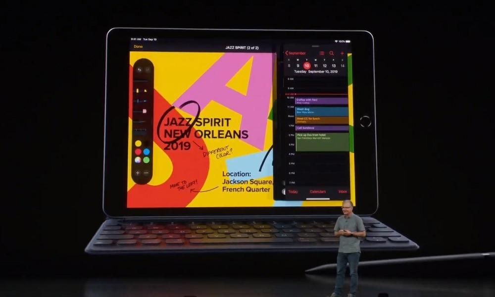 Nuevo iPad 2019 de 10.2 pulgadas presentado