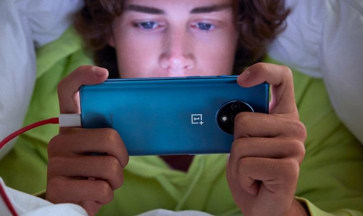 OnePlus 7T con 90 Hz y Warp Charge 30T es oficial