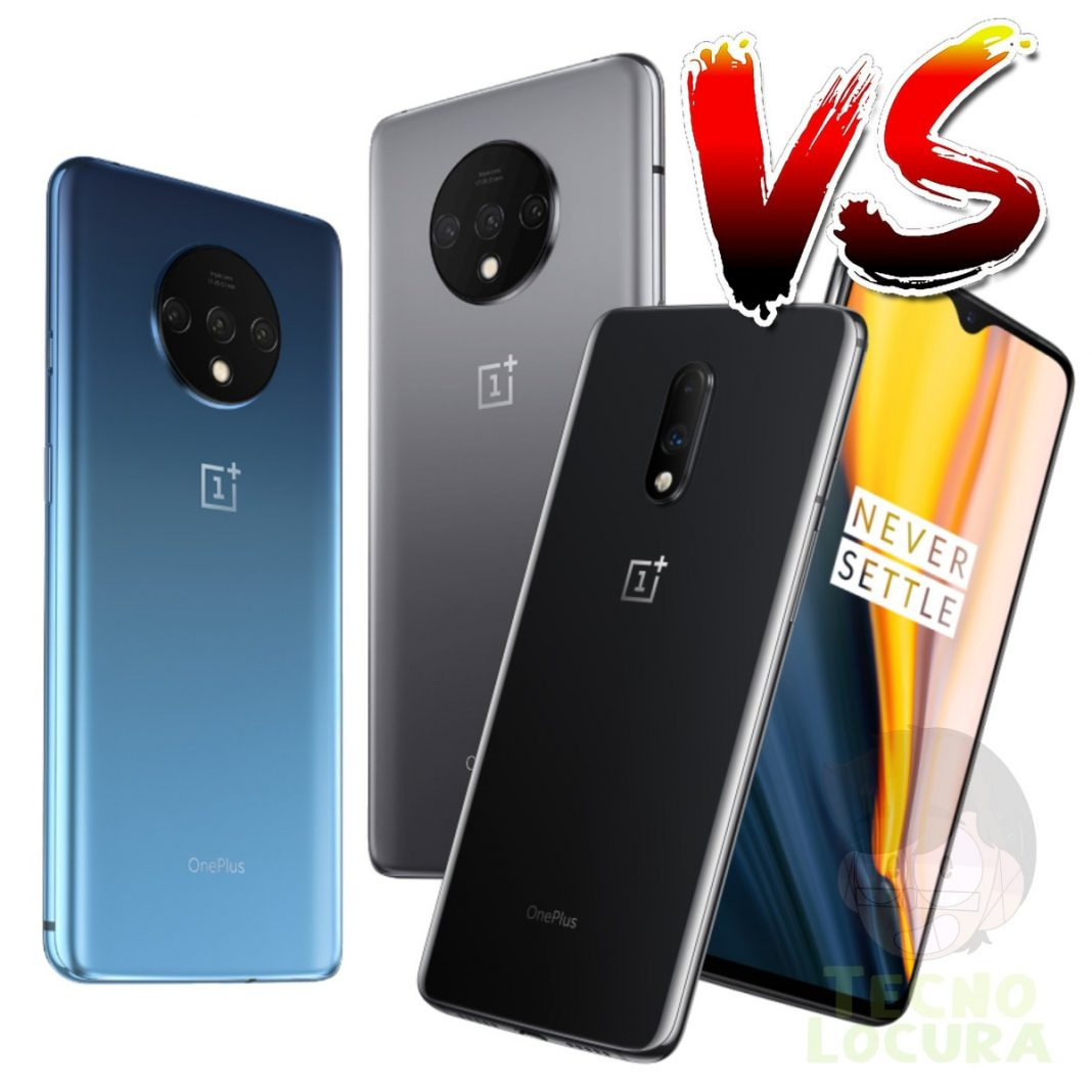 OnePlus 7T vs OnePlus 7 Diferencias que debes saber