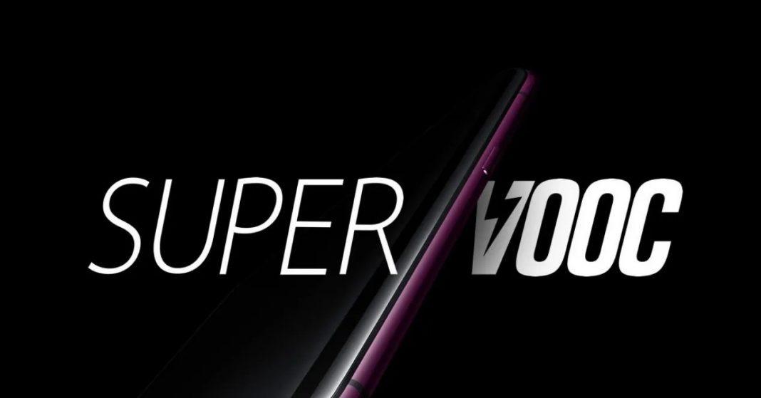 Oppo SuperVOOC 65W: Carga al 100% en 28 minutos