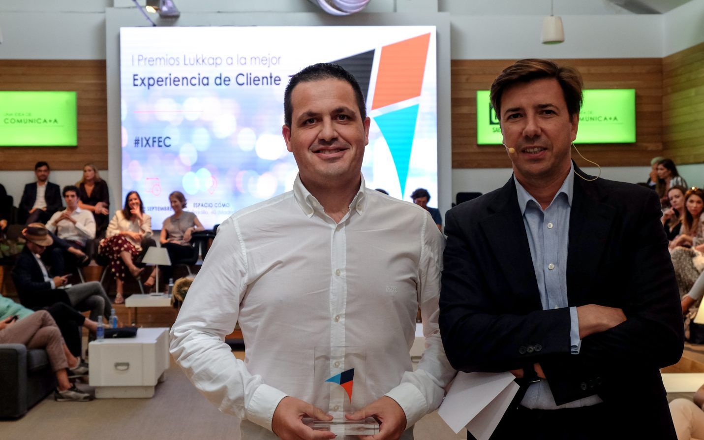 Premio Lukapp - Luis Aledo, PC Componentes