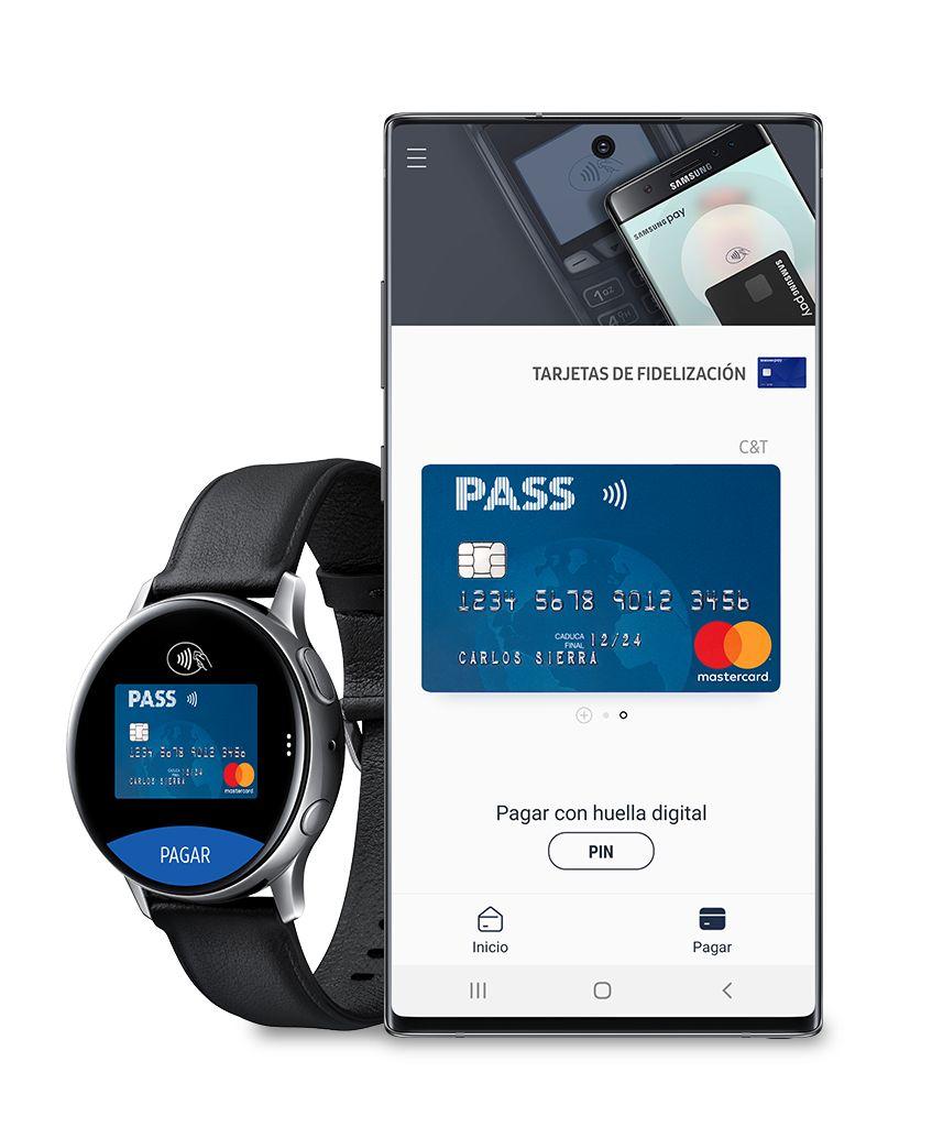 Tarjeta PASS de Carrefour se integra con Samsung Pay - tecnolocura
