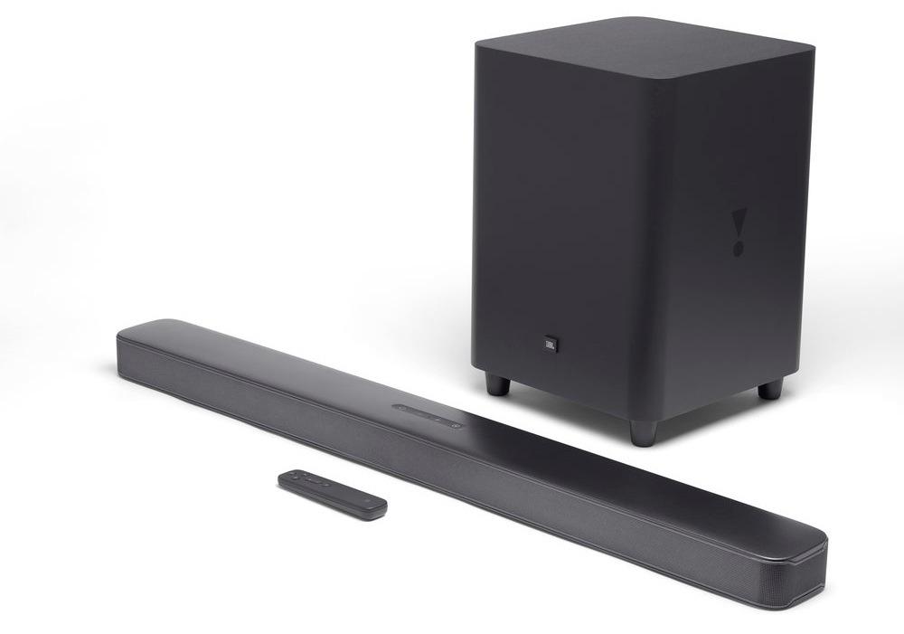 2 , Inal/ámbrico y al/ámbrico JBL Bar Studio Altavoz soundbar 30 W Negro Inal/ámbrico y al/ámbrico 5,08 cm 1.5 30 W, 30 W, 90 dB, 3,81 cm Barra de Sonido
