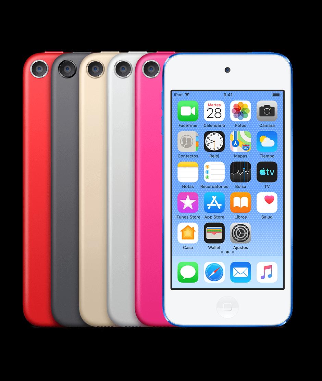 Apple iPod y su historia