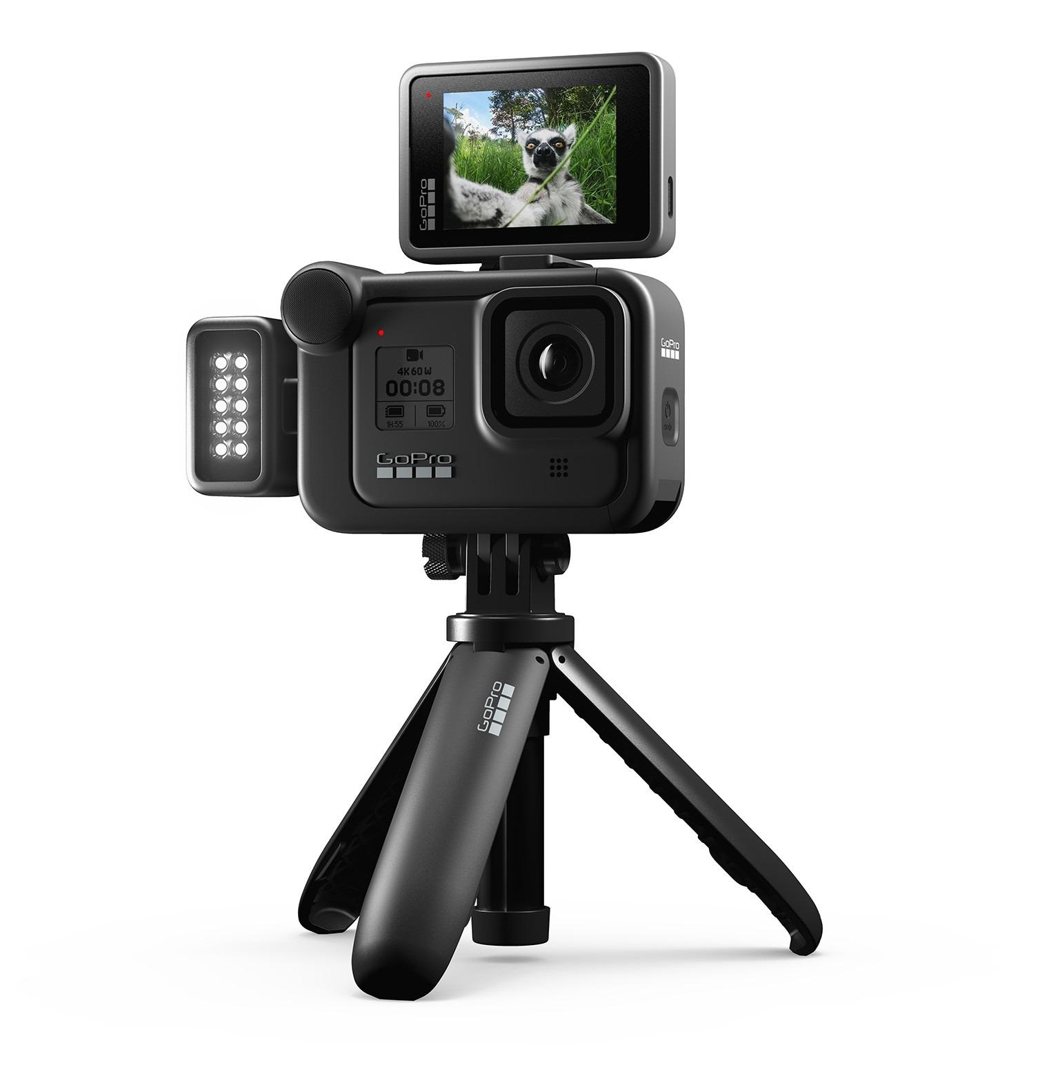 GoPro HERO8 BLACK, los accesorios y Max se lanzan