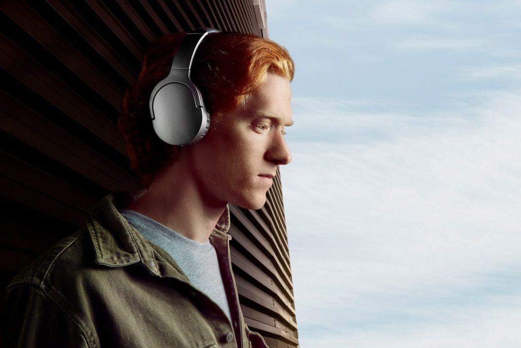 Headphones BT Travel 5 ANC con 40 horas de autonomía