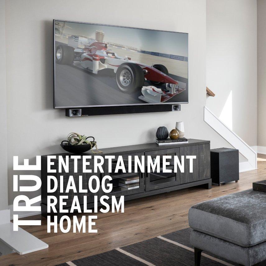 Klipsch True Home, el verdadero disfrute del sonido en casa