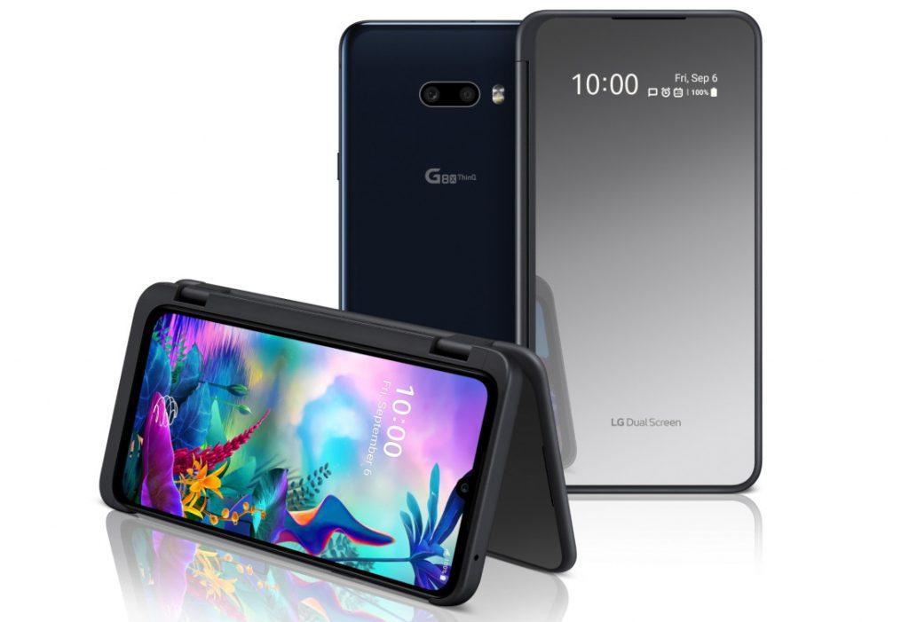 LG G8X ThinQ con Snapdragon 855 sale el 1 de noviembre