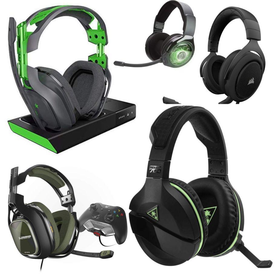 Los mejores AURICULARES para Xbox One