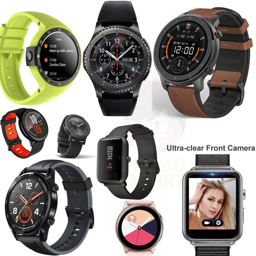 Los mejores smartwatches a octubre de 2019