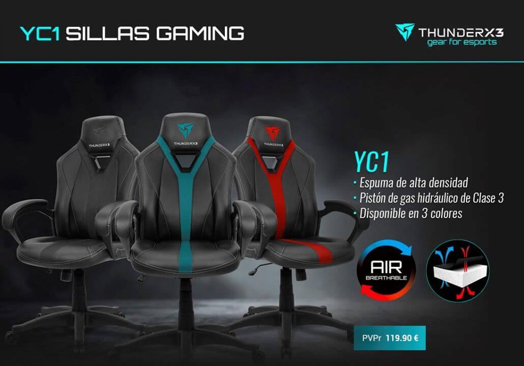 ThunderX3 YC1