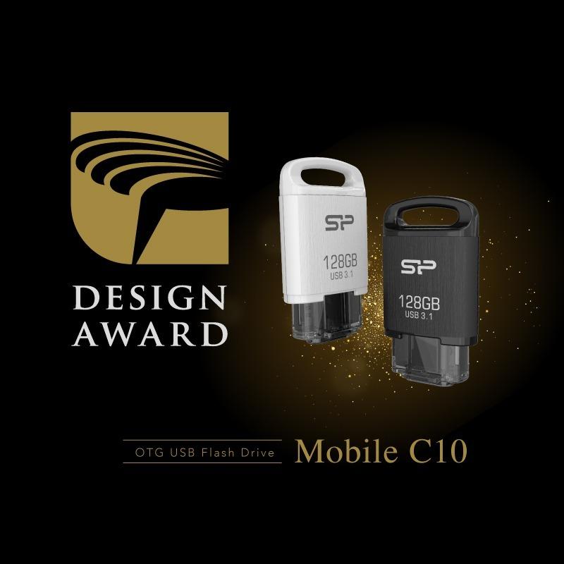 USB Mobile C10 Gana El Premio De Diseño Golden Pin